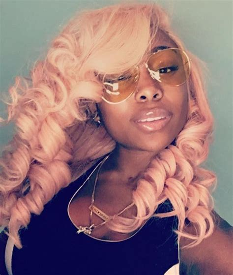 long pink sew in weave pin by jayda hairstyles on pink hair pinterest colored