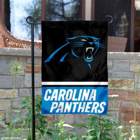 Carolina Panthers Garden Flag carolina panthers garden flag and sided garden banners