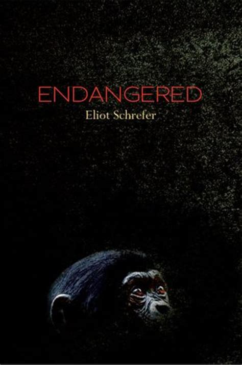 rescued ape quartet books endangered ape quartet 1 by eliot schrefer reviews