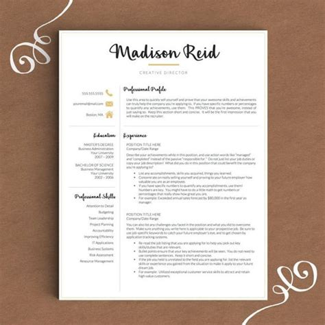 Modern Resume Advice Black Gold Writing Tips And Creative On