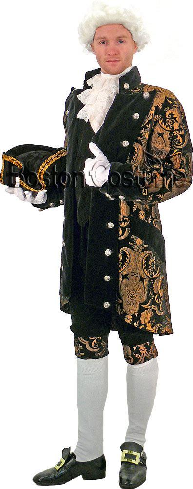 18th century colonial costume at boston costume