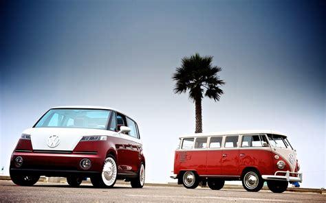 volkswagen van side volkswagen bulli first drive automobile magazine