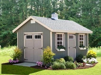 amish made riverside shed kit gardens stains and clay paint