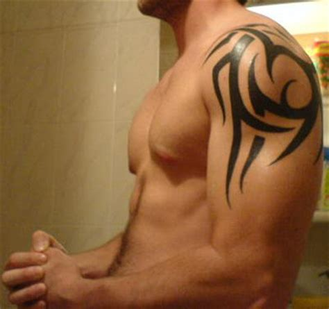 tribal arm tattoo for men tribal tattoos for and