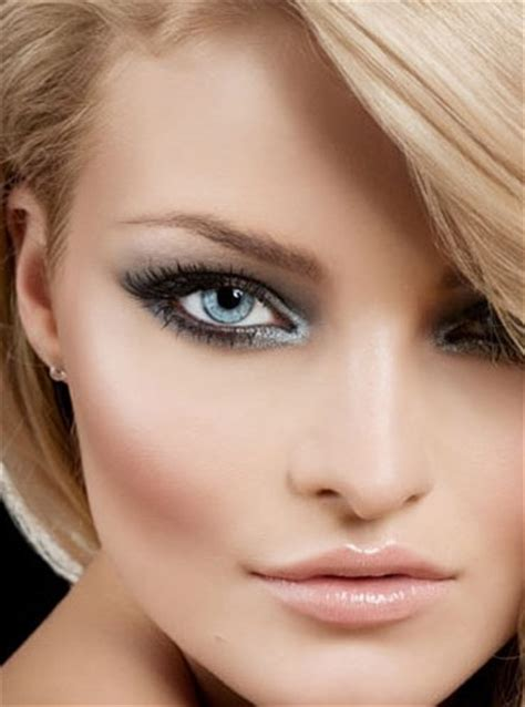 makeup for blue eyes and blonde hair dark brown hairs welcome to my world september 2012