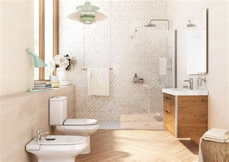 Mosaic Tiles In Bathrooms Ideas colette concretes tiles collections collections roca