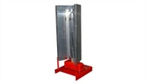 qmark pedestal heater anderson bolds q mark electric heat