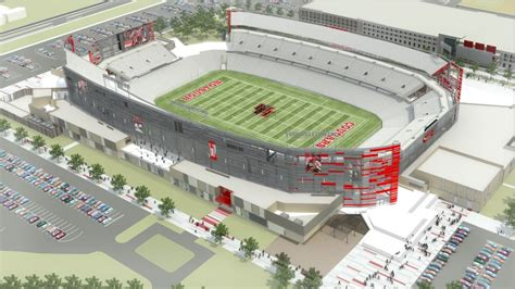 Nc House Plans by Drone S Camera Gives Latest View Of Houston Football