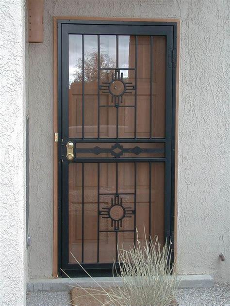 Security Front Door Screens 25 Best Ideas About Security Door On Security Room Safe Room And Gun Safe Room