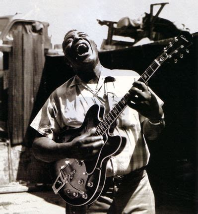 20 most influential and best blues guitarists