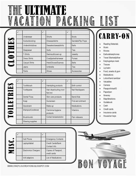 Are You On The List by Best 25 Travel Checklist Ideas On Checklist