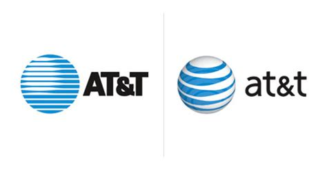 at t saul bass logos then and now logo design love