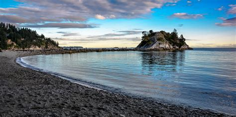 screensaver whytecliff park west vancouver bc canada