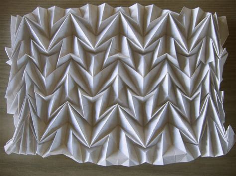 Origami Folding Patterns - 17 best images about crease pattern on origami