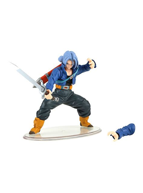 Styling Trunks Bandai Bandai Styling Z Trunks Figure