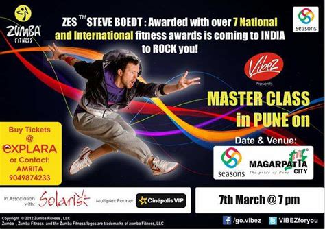 In Magarpatta City For Mba Hr by Masterclass With Steve Boedt On 7 March 2014 At
