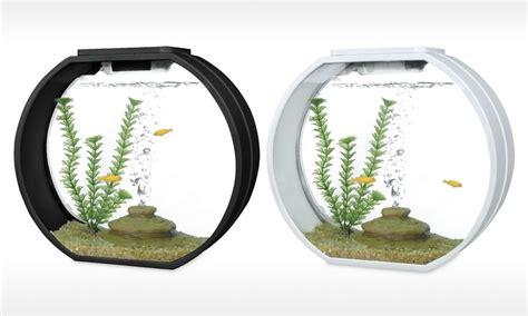 Deco Mini deco o mini or large designer aquarium groupon