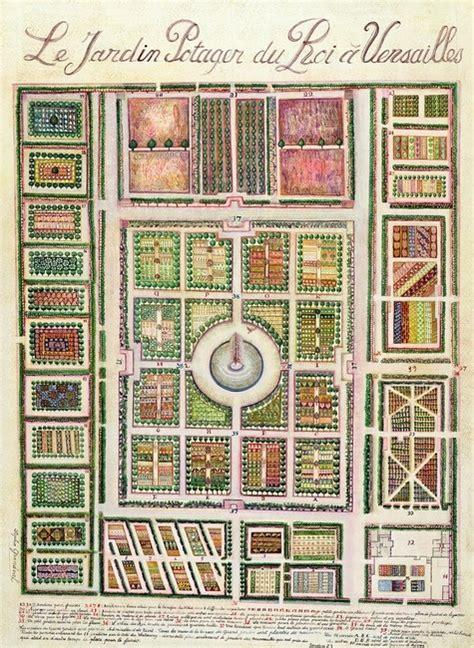 Kitchen Garden Versailles Renaissance Daze The Potager Or Ornamental Kitchen Garden