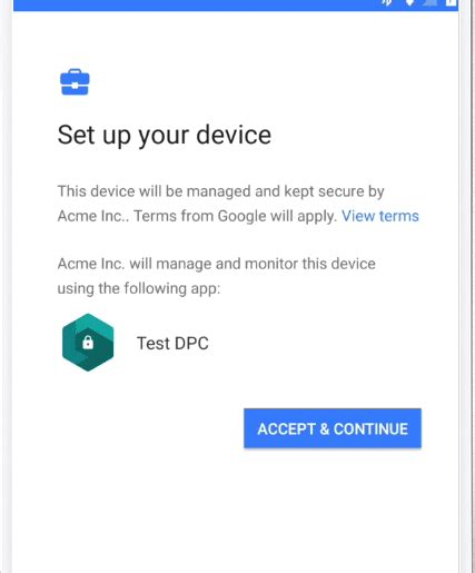 Android Zero Touch by Android Zero Touch Enrollment Beginning Now Appinformers