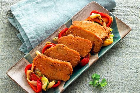 cucinare seitan ricette ricetta scaloppine di seitan con verdure le ricette de