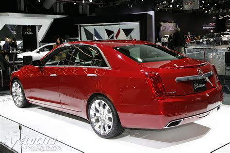 2014 Cadillac Cts Images