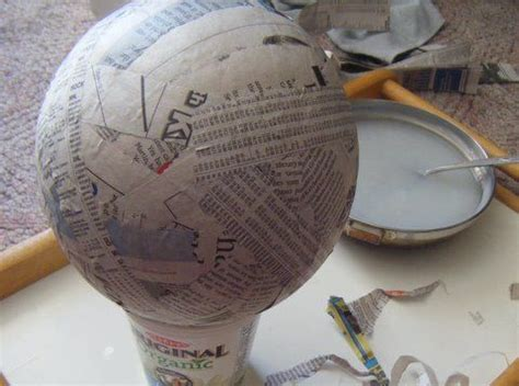 How To Make Paper Mache With Cornstarch - 17 best images about magical crafts on paper