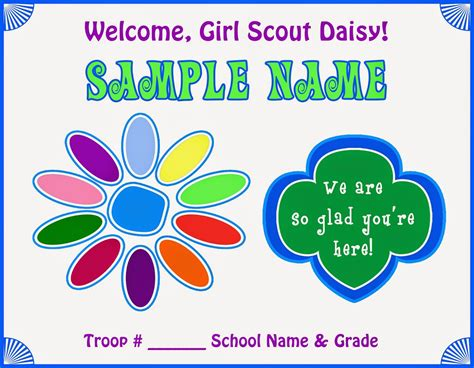 Troop Leader Mom Getting Started With Girl Scout Daisies