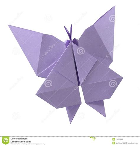 Origami Into - origami royalty free stock photo image 14853965