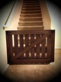 Diy Barn Door Baby Gate Diy Baby Gate Barndoor Babygate My Creations