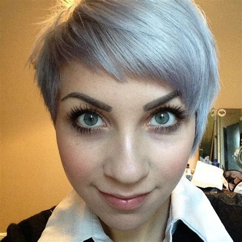 Eyeliner Silver Pixy 912 best images about hair on pixie inverted bob and pixie cuts
