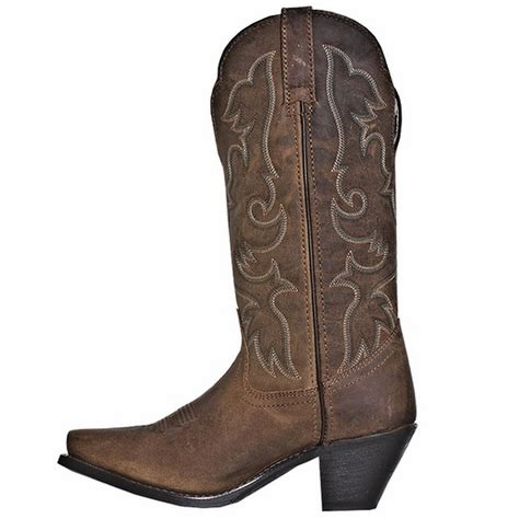womens wide calf cowboy boots laredo access womens leather wide calf western boots 51078