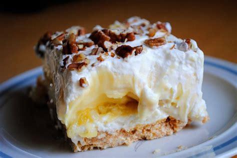 banana split cake nilla wafers sugar butter