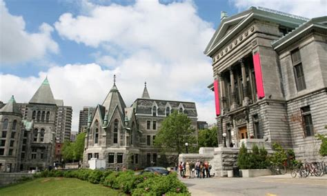 Mcgill Desautels Mba Fees by Mcgill Downtown Cus Collegetimes