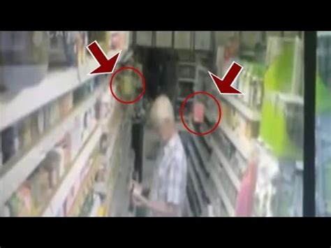 ghost videos teabags floating at shop | scary ghost videos