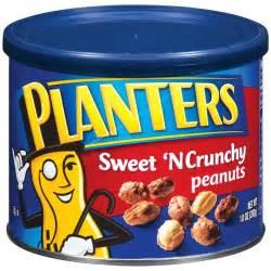 planters sweet n crunchy peanuts 10 oz walmart