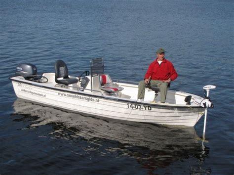 visboot rana de visboot snoekbaarsgids