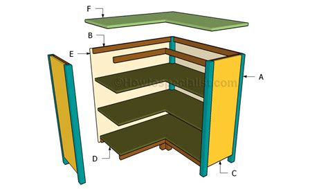 how to build corner bookshelves build corner bookcase plans free pdf woodworking