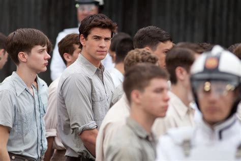 gale hawthorne hunger games the hunger games picture 7