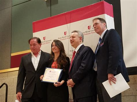 Stony Brook Mba Requirements by Pharmacology Department Honored By The Stony Brook