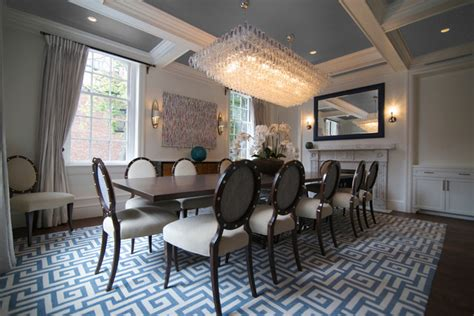 Boston Townhouse Contemporary Dining Room Boston Dining Rooms Boston