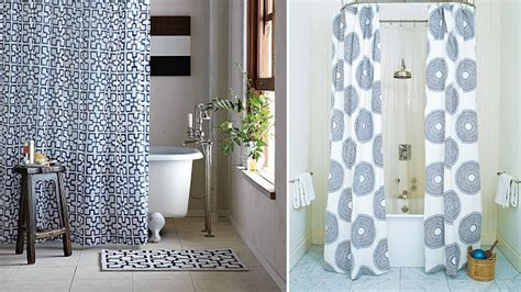 Bathroom With Shower Curtains Ideas Bathroom Decorating Ideas Shower Curtain Home Combo