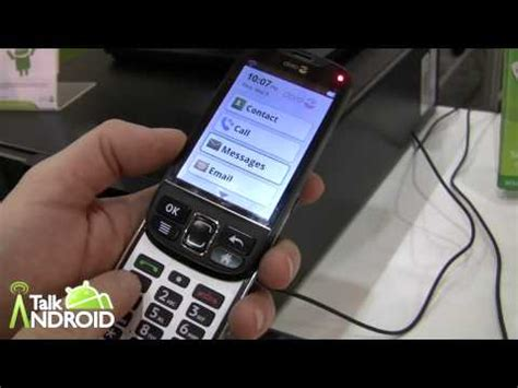 for seniors: hands on with the doro phoneeasy 740 and doro