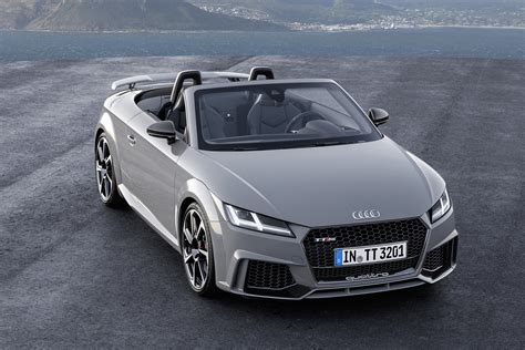 Audi Tt Rs 8s by Photo Audi Tt 8s Rs 2 5 400 Ch Roadster Cabriolet 2016