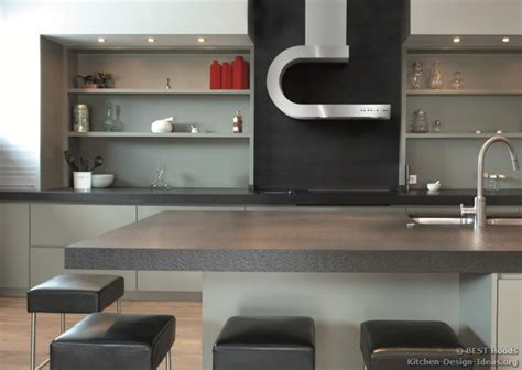 Kitchen Island Stainless the top five cooker hood trends for 2013 and beyond