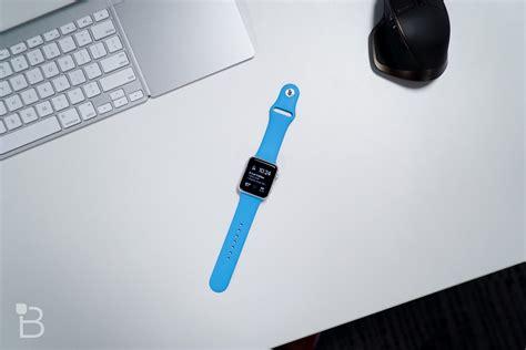apple watch light blue apple watch sport cheapest model has the best display