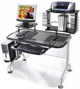 Computer Desk Printer Computer Desk With Printer Shelfghantapic