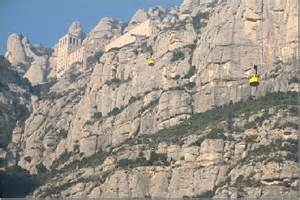 Car Rental In Barcelona Tripadvisor Cable Car Monestary Picture Of Montserrat Province Of