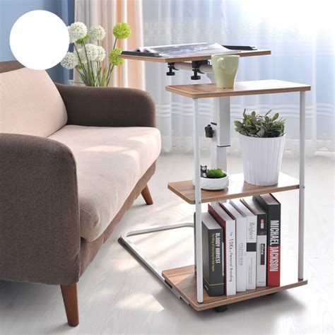 minimalist bedside table high quality liftable laptop desk modern minimalist