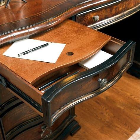 credenza desk and hutch hooker furniture grandover computer credenza and hutch