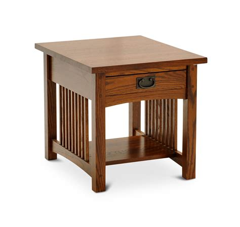 unity mission  table  drawer hom furniture
